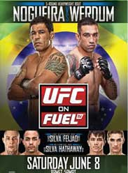 《UFC on Fuel TV 10》百度影音